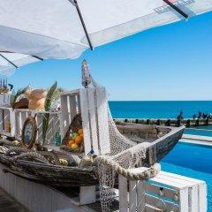 Hotel SANREMO by UNDERSUN Сочи пляж