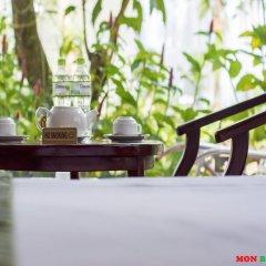 Отель Mon Bungalow Бунгало с различными типами кроватей фото 11