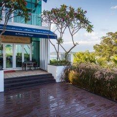 Village Hotel Changi балкон