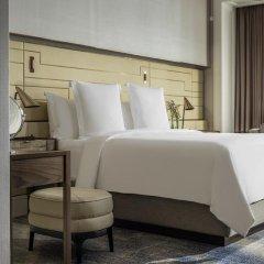 Four Seasons Hotel Singapore 5* Номер Делюкс с двуспальной кроватью фото 7