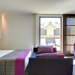 Отель Sixtytwo Испания, Барселона - 5 отзывов об отеле, цены и фото номеров - забронировать отель Sixtytwo онлайн комната для гостей фото 4