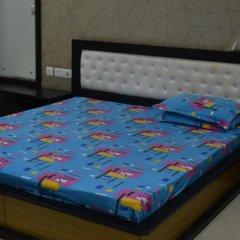 Отель Luxury Inn Апартаменты с различными типами кроватей фото 8