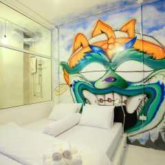 Meroom Hotel 3* Улучшенный номер фото 12