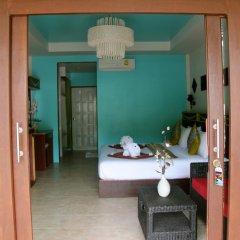 Отель Koh Tao Simple Life Resort 3* Стандартный номер с различными типами кроватей фото 15