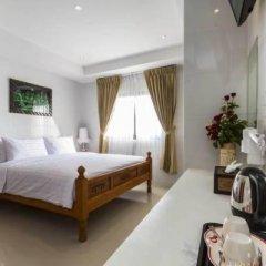 Отель VITS Patong Dynasty 3* Улучшенный номер двуспальная кровать фото 9