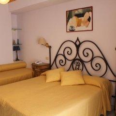 Villa Mora Hotel 2* Номер Делюкс фото 2