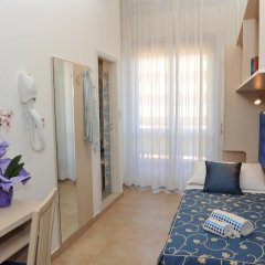 Hotel Mimosa Риччоне комната для гостей фото 3