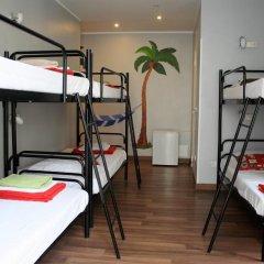 Hostel & Hotel Meyerbeer Beach Кровать в общем номере с двухъярусной кроватью фото 4
