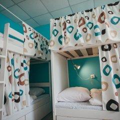 Hostel For You Кровать в общем номере с двухъярусной кроватью фото 12