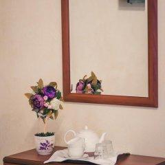 Гостиница Альфа Стандартный номер с 2 отдельными кроватями фото 12