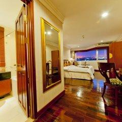Отель Prince Palace Hotel Таиланд, Бангкок - 12 отзывов об отеле, цены и фото номеров - забронировать отель Prince Palace Hotel онлайн комната для гостей фото 5