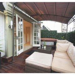 Отель Piccadilly Circus Studios балкон