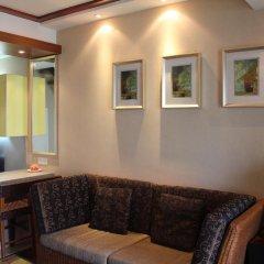 Sun Flower Hotel and Residence 4* Люкс повышенной комфортности с различными типами кроватей фото 3