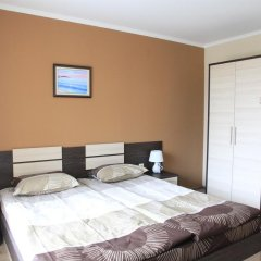 Отель Villa Brigantina 3* Стандартный номер двуспальная кровать фото 7