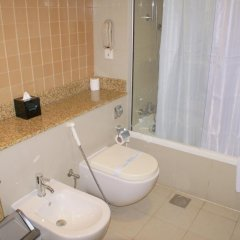 Star Metro Deira Hotel Apartments 4* Номер Делюкс с различными типами кроватей фото 3