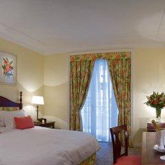 Отель Belmond Copacabana Palace 5* Люкс с различными типами кроватей фото 13