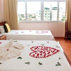 Holiday Diamond Hotel 2* Номер Делюкс с различными типами кроватей фото 6