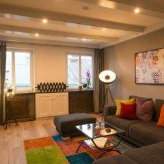 Отель Salzburg-Apartment Австрия, Зальцбург - отзывы, цены и фото номеров - забронировать отель Salzburg-Apartment онлайн интерьер отеля фото 2