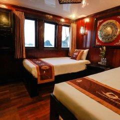 Отель V'Spirit Classic Cruises 3* Номер Делюкс с двуспальной кроватью фото 4