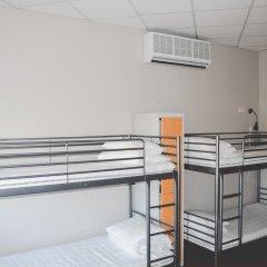 Hostel At Liberty Кровать в общем номере с двухъярусной кроватью фото 6