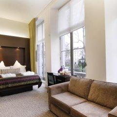 Отель The Park Grand London Paddington 4* Номер Делюкс с различными типами кроватей фото 3