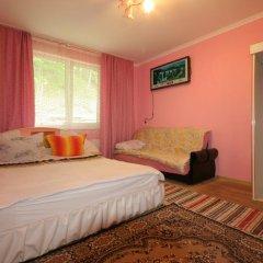 Гостиница Cottage v Gorakh Украина, Поляна - отзывы, цены и фото номеров - забронировать гостиницу Cottage v Gorakh онлайн комната для гостей фото 3