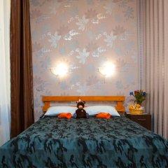 Marusya House Hostel Стандартный семейный номер с двуспальной кроватью фото 7
