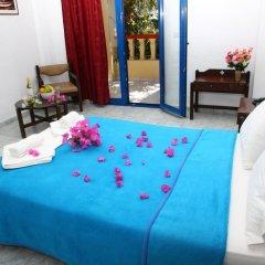 Palm Bay Hotel 2* Стандартный номер с двуспальной кроватью фото 8