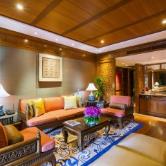 Sheraton Grande Sukhumvit, Luxury Collection Hotel, Bangkok 5* Люкс Grande с различными типами кроватей фото 4