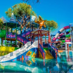 Trendy Lara Hotel Турция, Анталья - отзывы, цены и фото номеров - забронировать отель Trendy Lara Hotel онлайн бассейн фото 2