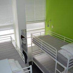 Отель Interhostel 2* Кровать в мужском общем номере с двухъярусной кроватью