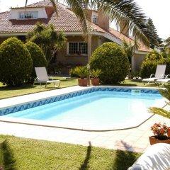Отель Duplex Playa de Rons бассейн