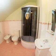 Гостиница Akvarel Hotel в Оренбурге отзывы, цены и фото номеров - забронировать гостиницу Akvarel Hotel онлайн Оренбург ванная фото 2