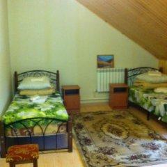Гостиница Айс Черри Домбай Стандартный номер с двуспальной кроватью фото 38