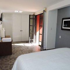 Отель Casa Coyoacan Стандартный номер фото 11