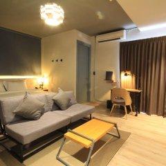 THA City Loft Hotel 3* Номер Делюкс с различными типами кроватей фото 2