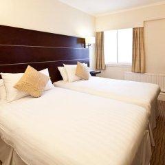 Mercure Glasgow City Hotel 3* Стандартный номер с 2 отдельными кроватями
