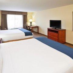 Отель Holiday Inn Express and Suites Lafayette East 2* Другое фото 2