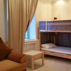 Гостиница Майкоп Сити Улучшенный номер с различными типами кроватей фото 5