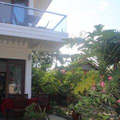 Отель Trust Homestay Villa балкон