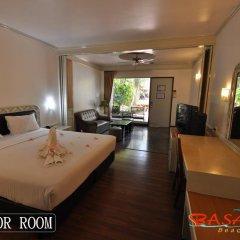 Basaya Beach Hotel & Resort 3* Стандартный номер с различными типами кроватей фото 7