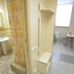 Хостел TravelhosteL Кровать в общем номере с двухъярусной кроватью фото 4