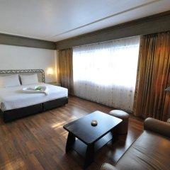 Basaya Beach Hotel & Resort 3* Стандартный номер с различными типами кроватей фото 3
