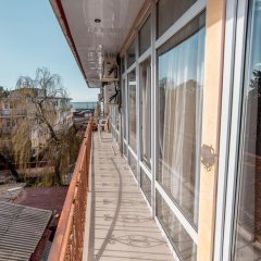 Гостиница Морская Сказка балкон