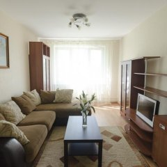 Гостиница Domumetro na Konkovo 3* Апартаменты с разными типами кроватей фото 18