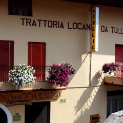 Отель Locanda Da Tullio Коллио