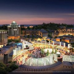 Resorts World Sentosa - Festive Hotel фото 9
