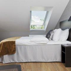 Saga Hotel Oslo 4* Улучшенный номер с двуспальной кроватью фото 4
