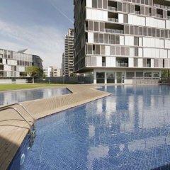 Апартаменты You Stylish Beach Apartments бассейн фото 2