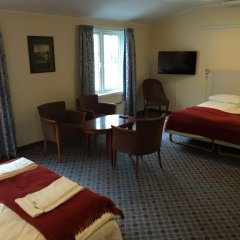 Quality Hotel Vøringfoss комната для гостей фото 3